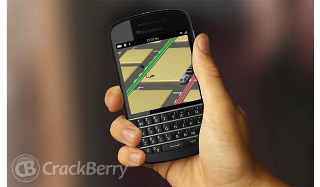 Xuất hiện hình ảnh của BlackBerry N-Series