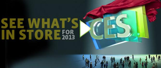 14 điểm sáng công nghệ được mong đợi tại CES 2013