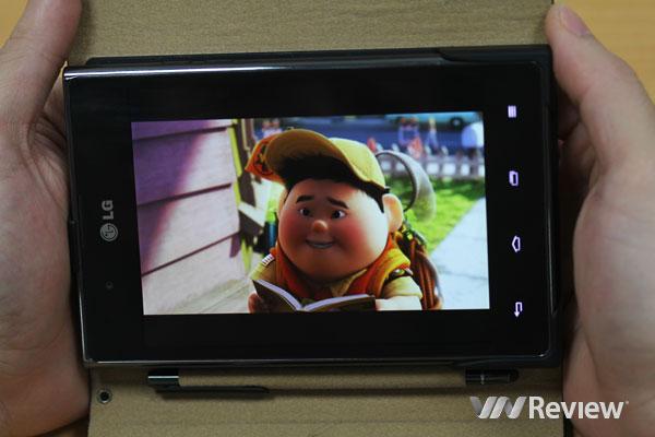 LG Optimus Vu P895