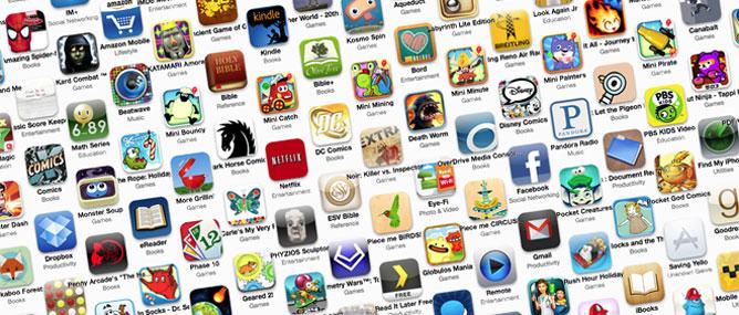 Các ứng dụng tốt nhất cho iPhone và iPad năm 2012
