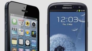 5 thiết bị di động tốt nhất năm 2012