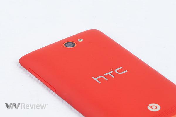 Đánh giá chi tiết điện thoại HTC Windows Phone 8S