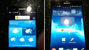 Sony Xperia Z sẽ ra vào ngày 15/1/2013