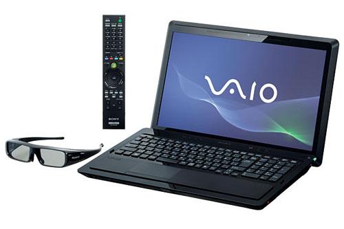 Sony VAIO S có khung màn hình mới 15.5 inch full HD