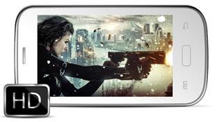 Smartphone FPT F9 màn hình 4 inch, giá 3 triệu đồng