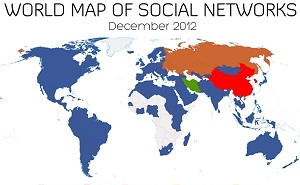 Facebook vượt qua Zing Me ở Việt Nam