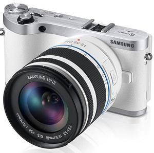 Máy ảnh Samsung NX300 sẽ bán vào tháng Ba, giá 750 USD