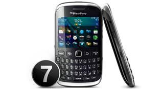 RIM giới thiệu BlackBerry Curve 9315 mới, bán vào ngày 23/1