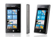 Samsung ra mắt Omnia W, điện thoại Mango đầu tiên