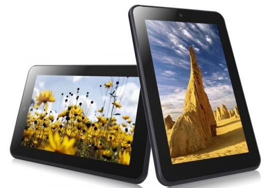 E FUN ra mắt máy tính bảng Nextbook 7GP giá 129 USD