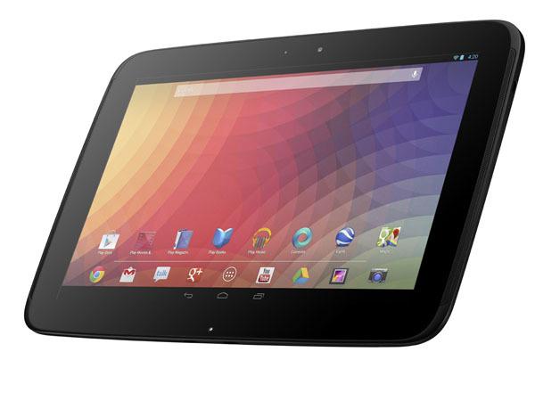 Những tablet có màn hình độ phân giải cao