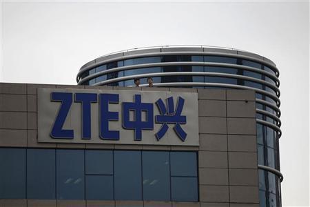 ZTE sắp ra smartphone 5.7 inch, cạnh tranh với Galaxy Note II