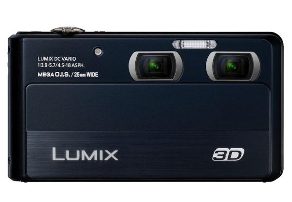 Lumix DMC-3D1 - máy ảnh 3D đầu tiên của Panasonic