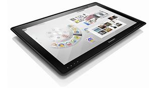 Lenovo giới thiệu máy tính bàn cảm ứng 27 inch
