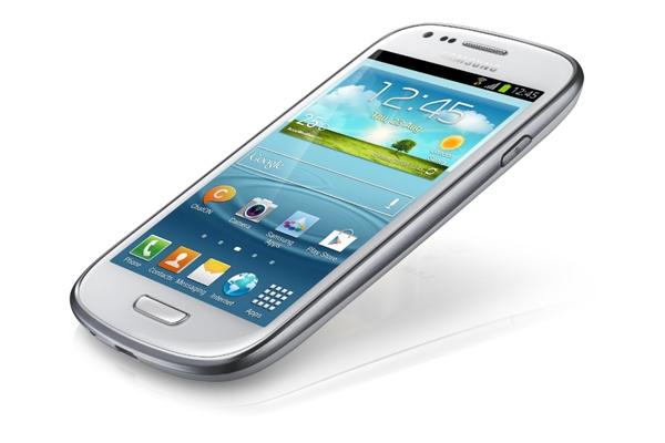 Samsung Galaxy S III Mini sắp có thêm 3 màu mới
