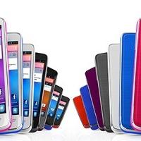 Alcatel One Touch Pop - dòng smartphone giá rẻ nhiều màu sắc