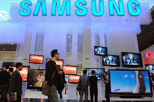 Samsung bán ra 500 điện thoại mỗi phút trong quý IV/2012