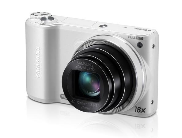 Samsung giới thiệu 6 mẫu máy ảnh compact mới tại CES 2013
