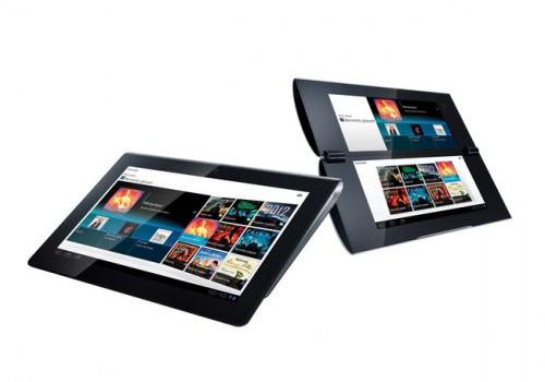 Máy tính bảng Sony đã có thể đặt hàng trước