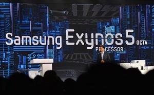 Samsung giới thiệu vi xử lý Exynos 5 Octa tám nhân