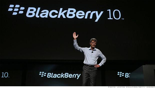 Sẽ có 6 điện thoại BlackBerry 10 trong năm nay