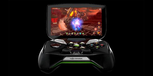Trên tay máy chơi game NVIDIA Shield