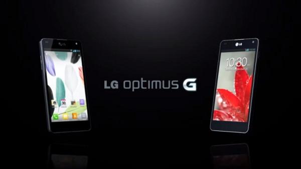 LG Optimus G có bản cập nhật Android 4.1.2 Jelly Bean