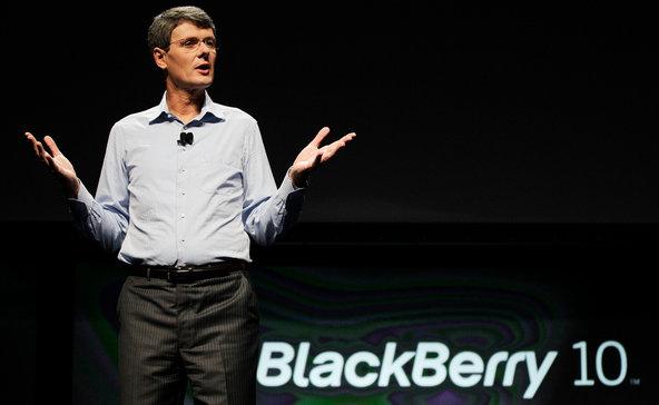 Xuất hiện hình ảnh tiếp thị BlackBerry Z10