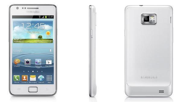 Đánh giá nhanh Samsung Galaxy S II Plus