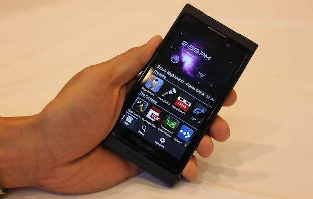 Cận cảnh hệ điều hành BlackBerry 10