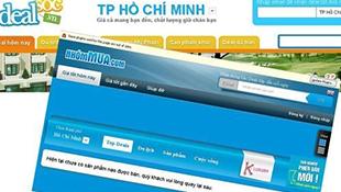 Website bán hàng theo nhóm phải thế chấp và mua bảo hiểm?