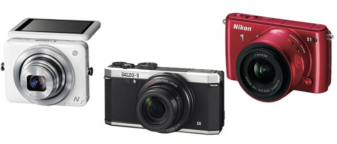 Điểm mặt những máy ảnh có mặt tại CES 2013