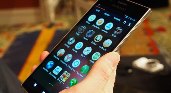 Xuất hiện video quảng cáo Lenovo IdeaPhone K900