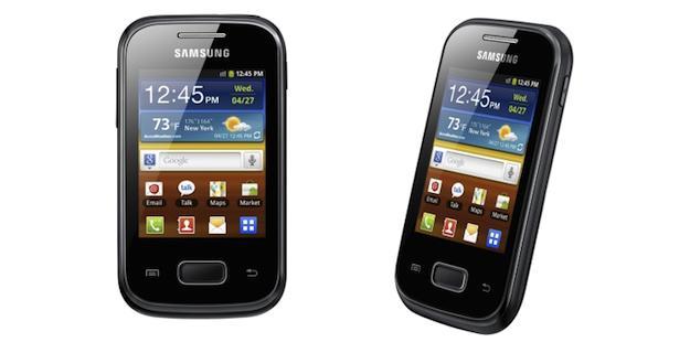 Rò rỉ Galaxy Pocket Plus: Android 4.0.4, CPU 850 MHz, màn hình 2.8 inch