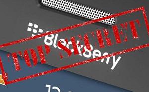 Lộ thông số chính thức của BlackBerry L-Series