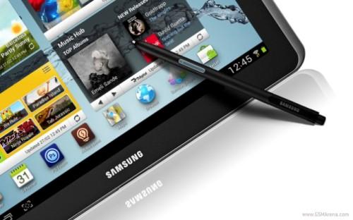Samsung đang thử nghiệm Galaxy Note 8 inch