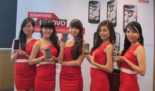 Lenovo giới thiệu 5 smartphone mới tại Việt Nam