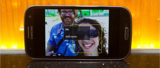 Hướng dẫn gỡ bỏ đánh dấu khuôn mặt trên Samsung Galaxy S3 và Note 2