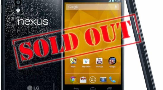 LG: Giữa tháng Hai sẽ không thiếu hàng Nexus 4
