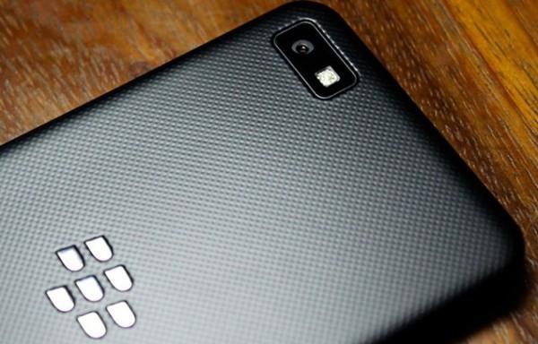 BlackBerry Z10 khoe ứng dụng chụp ảnh