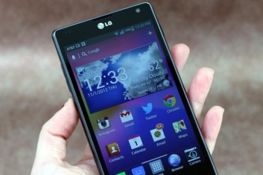 Rò rỉ thông tin LG Optimus G Pro màn hình 5 inch Full-HD