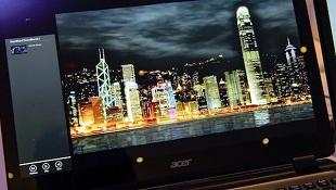 Acer sắp xuất xưởng laptop màn hình Retina