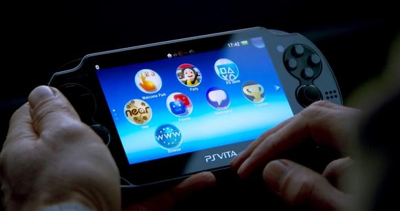 Tay cầm của PlayStation 4 có màn hình cảm ứng