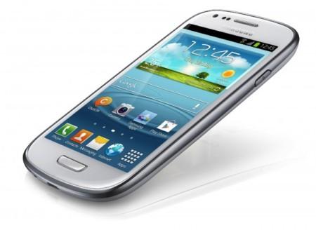 Samsung Galaxy S III Mini có phiên bản NFC
