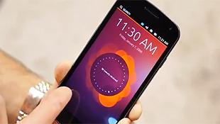 Trình diễn tính năng phát video trên smartphone Ubuntu OS