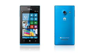 Huawei Ascend W1 ra mắt ở Trung Quốc, rẻ hơn Lumia 620