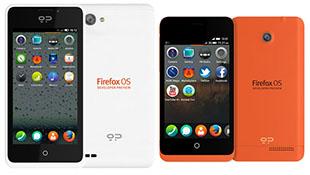 Bộ đôi smartphone đầu tiên chạy Firefox OS: Keon và Peak