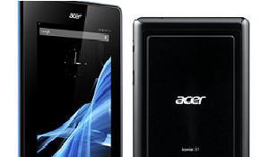 Acer Iconia B1, đối thủ của Nexus 7, có giá 3,3 triệu đồng ở Singapore