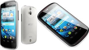 Acer công bố smartphone tầm trung Liquid E1