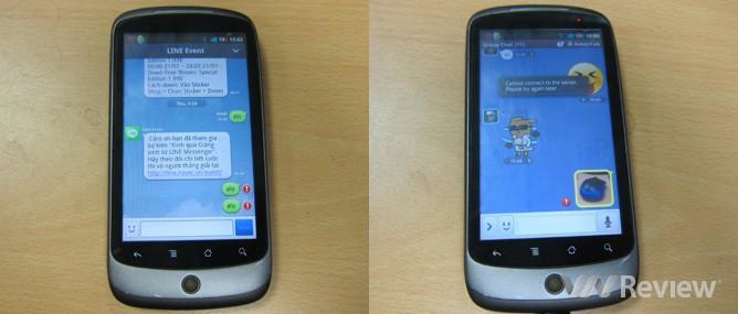 MobiFone, VinaPhone bắt đầu chặn phần mềm nhắn tin và gọi điện miễn phí?